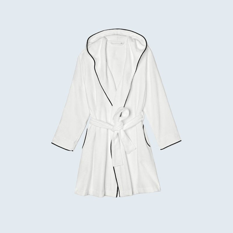 Hooded Waffle Robe from RiLEY Home