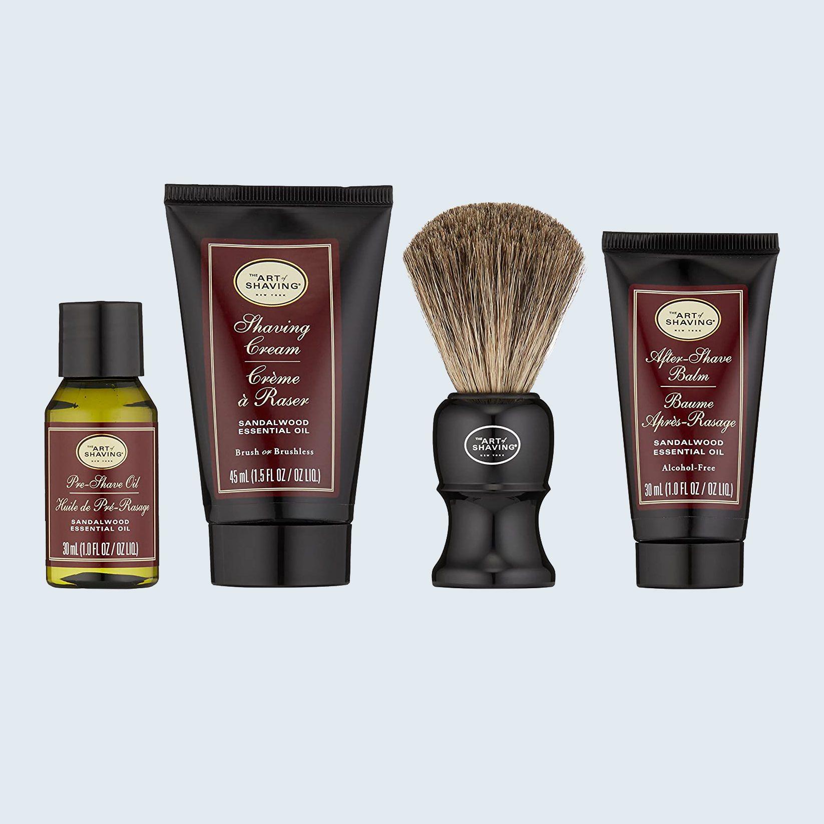 The Art of Shaving Sandalwood Shaving Kit