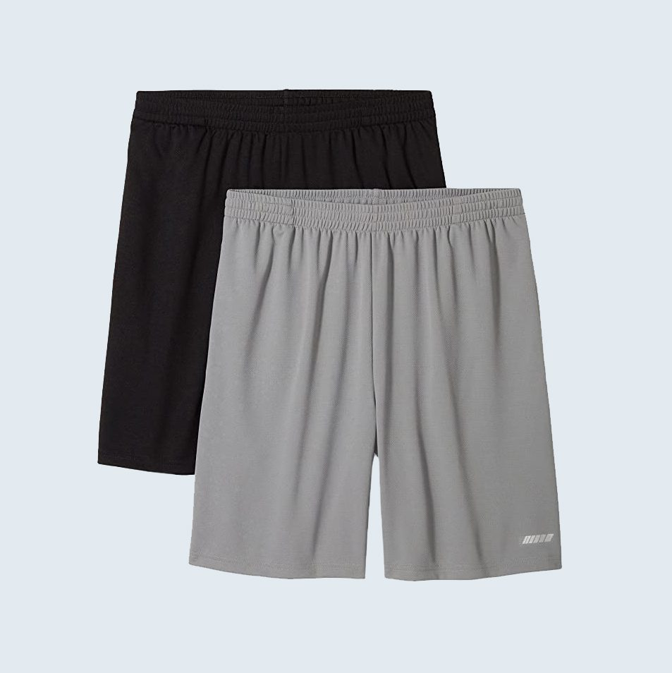 Amazon Essentials Loose-Fit Performance Shorts
