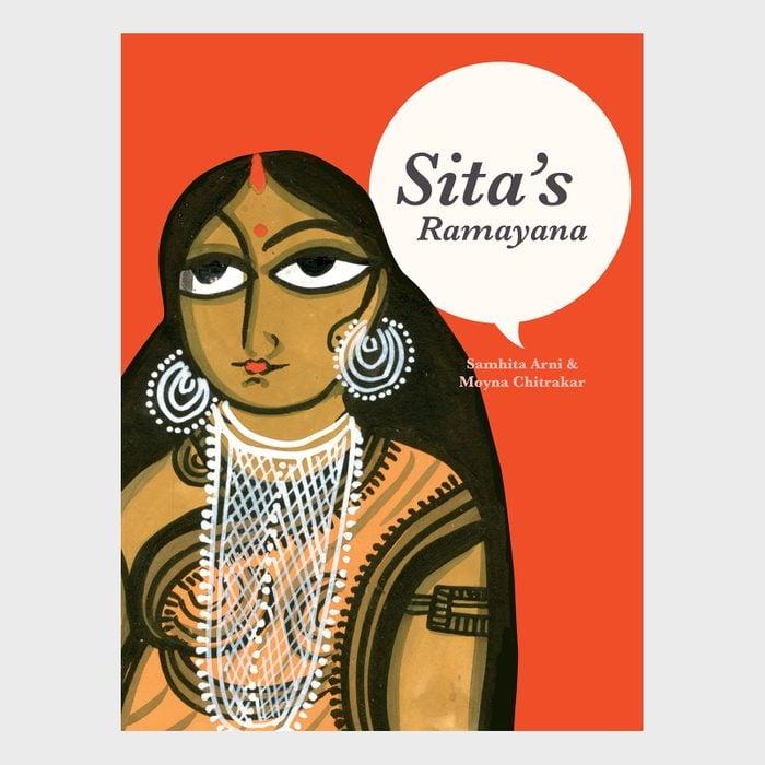 Sita's Ramayana By Samhita Arni And Moyna Chitrakar
