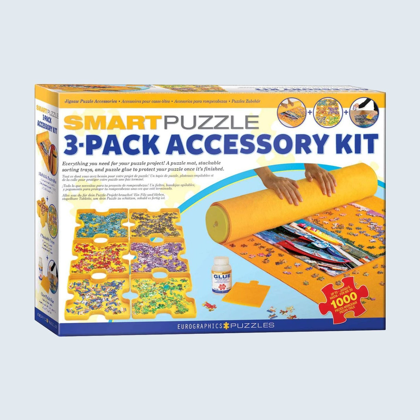 Eurographics Puzzle Accessory Combo Kit