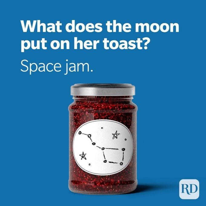 Space Puns Space Jam