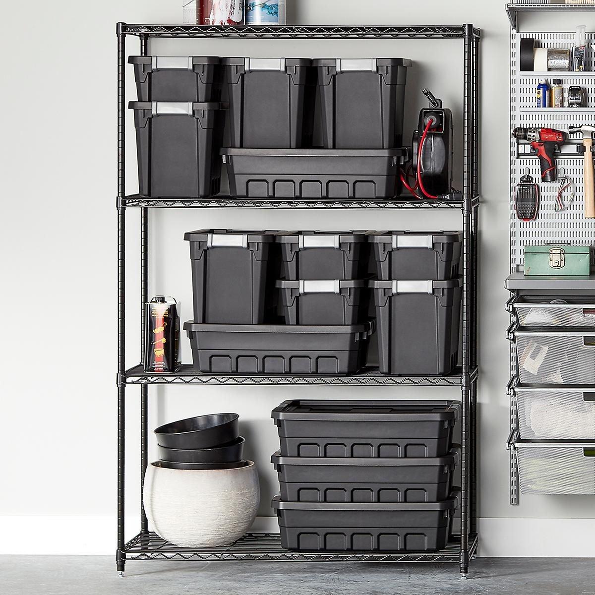 InterMetro 4-Shelf Starter Unit