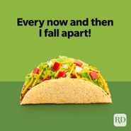 25 Taco Puns That Will Shell Out the Laughs
