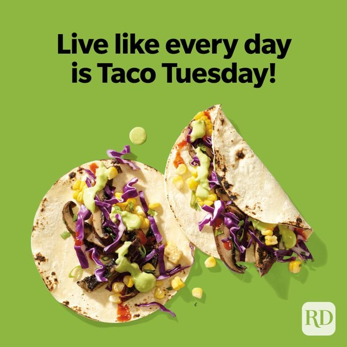 Taco Puns Live Like Every Day Is Taco Tuesday