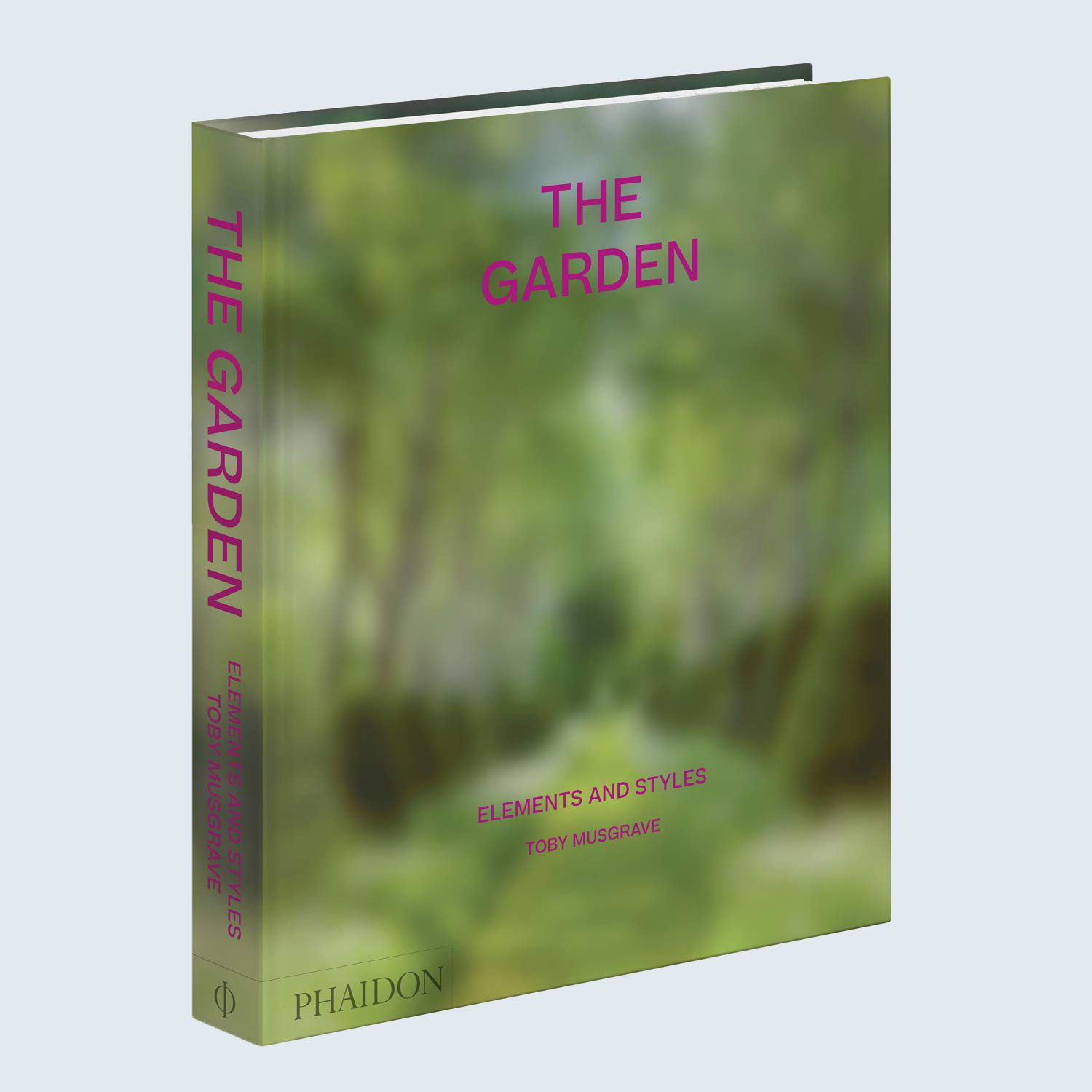 The Garden: Elements and Styles by Toby Musgrave