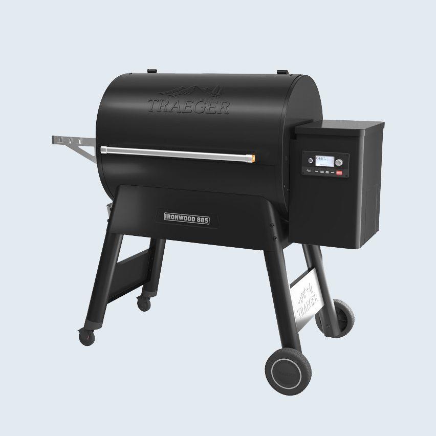 Traeger Ironwood 885 Pellet Grill