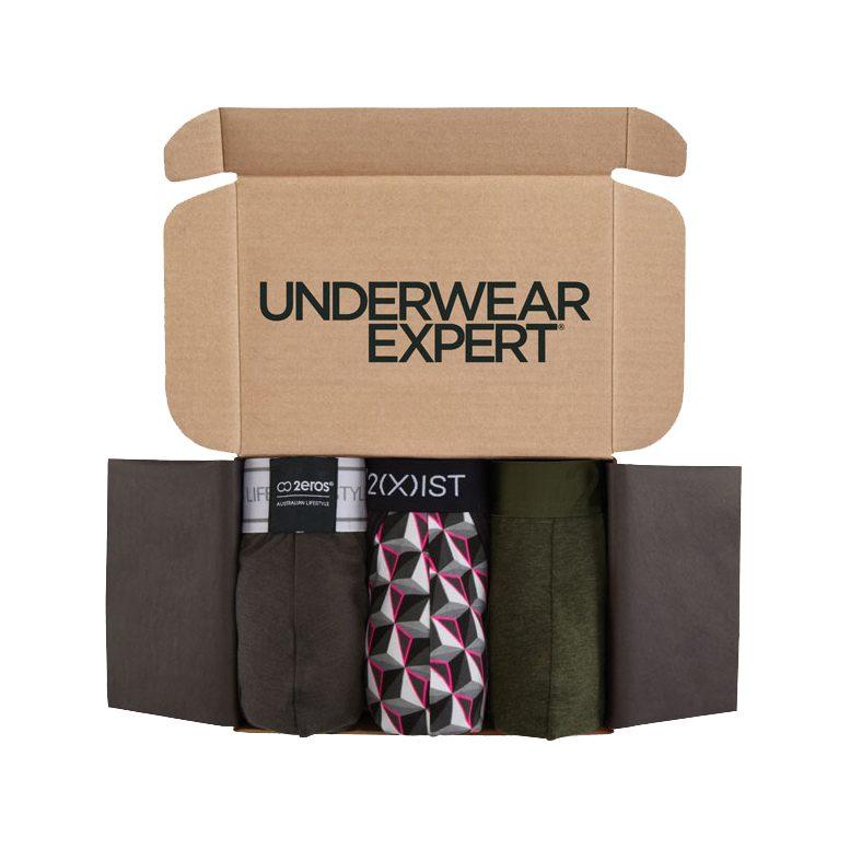 Underwear Expert Subscription Box