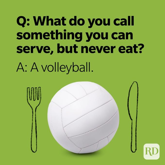 What Do You Call Jokes Volleyball