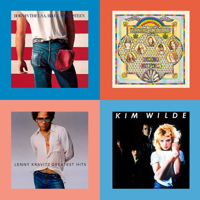 4th Of July Songs album covers