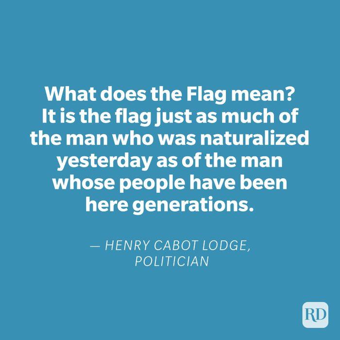 Lodge quote