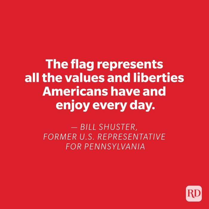 Bill Shuster quote on red