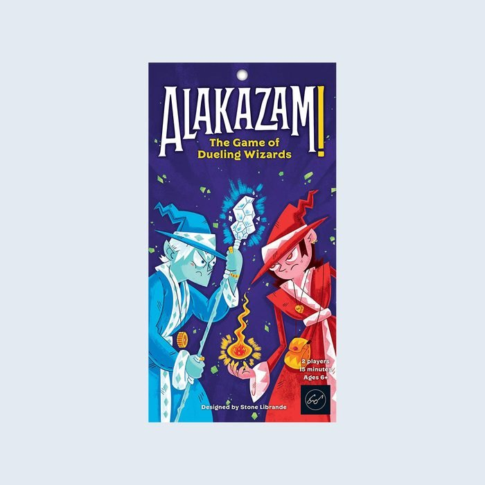 Alakazam! card game cover
