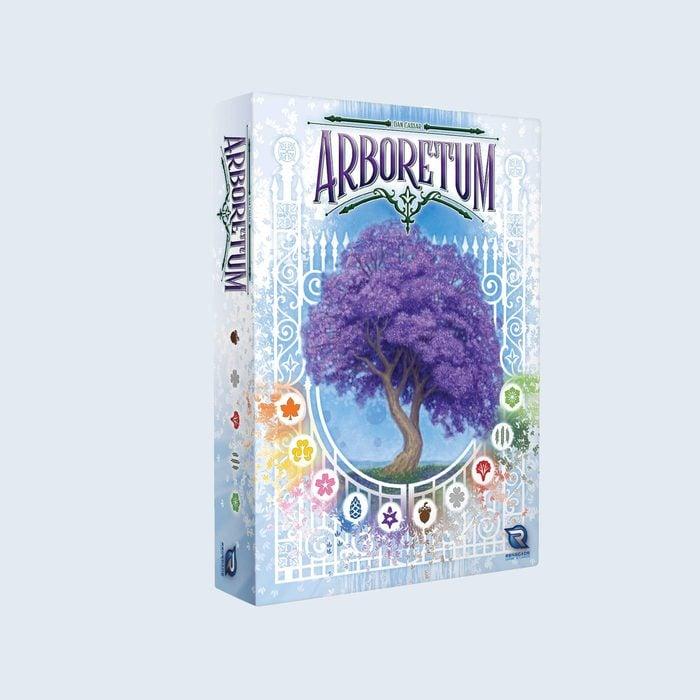 Arboretum card game cover