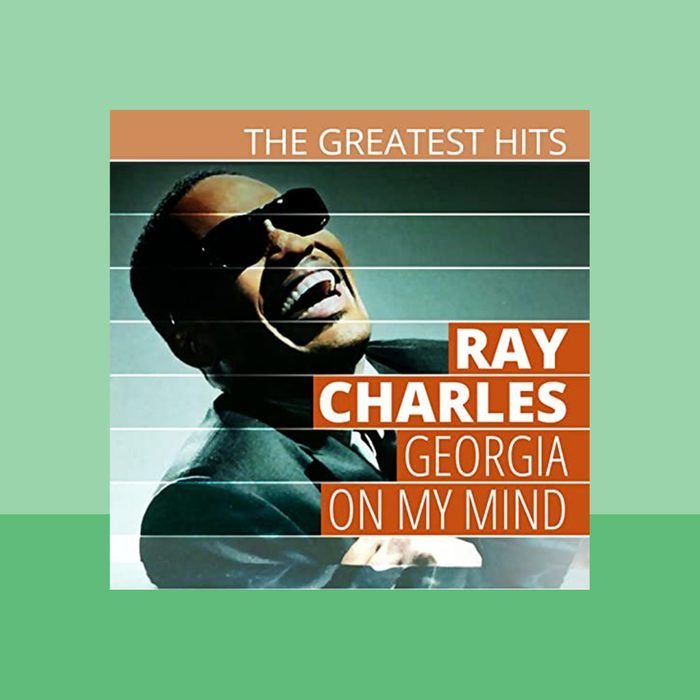 """""""Georgia on My Mind"""" by Ray Charles cover art"""