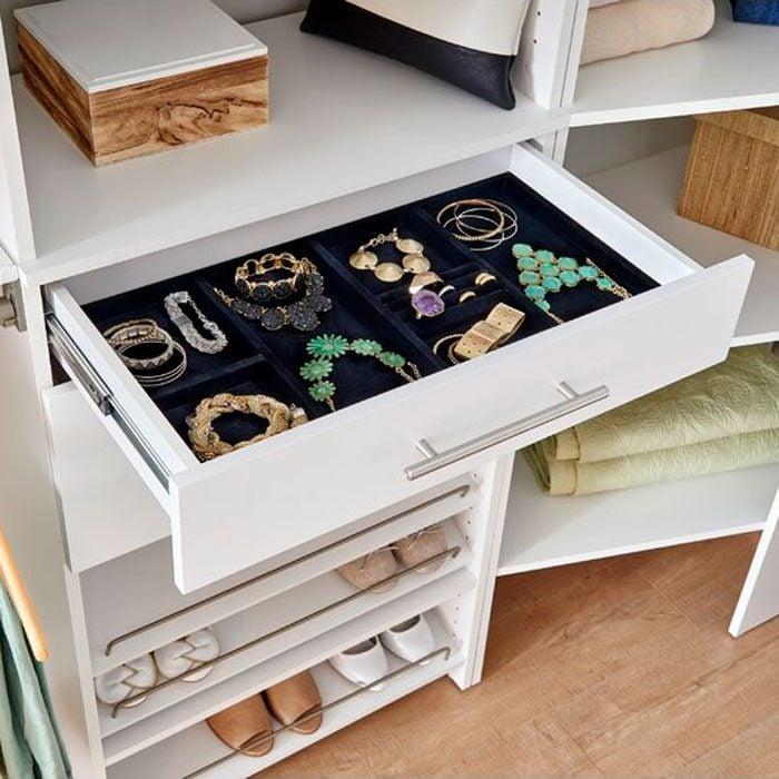 Closetmaid Suitesymphony Jewelry Accessory Tray