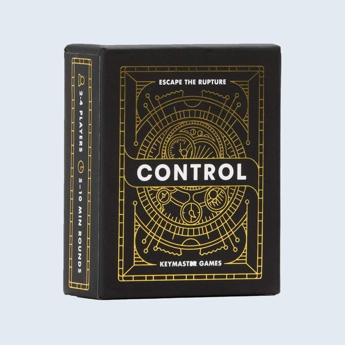 Control card game cover