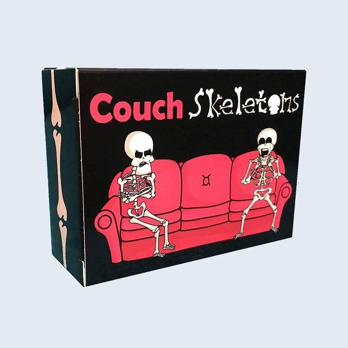 Couch Skeletons card game cover