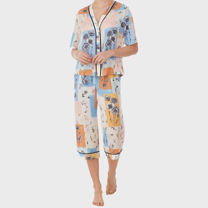 Crop Pajamas From Room Service Pjs