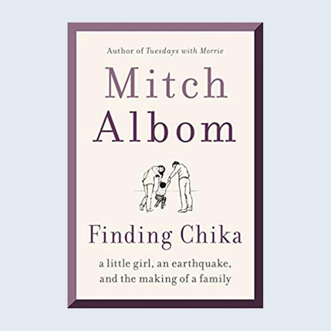 Finding Chika book cover