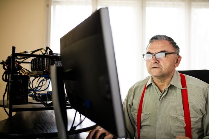 Senior computer software engineer