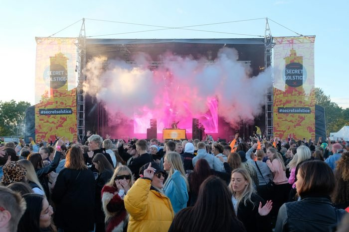 Secret Solstice Powered By Icelandic Glacial