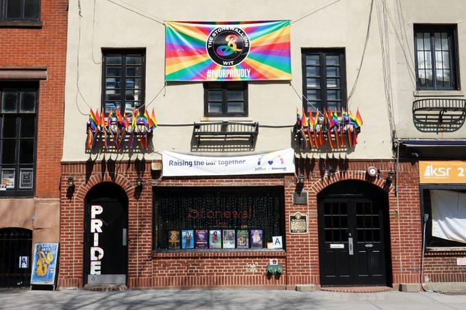 Stonewall Inn exterior facade