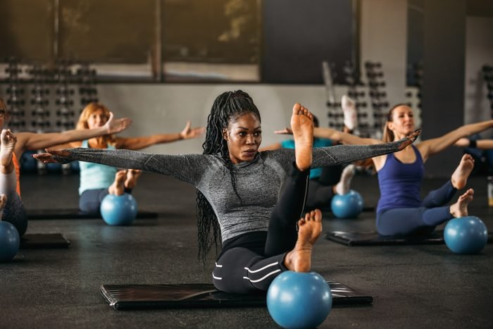 Get Your Body In Balance