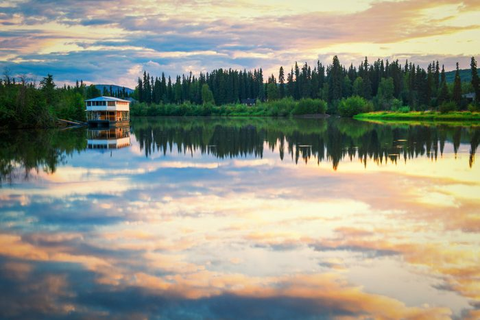 Fairbanks Landscape