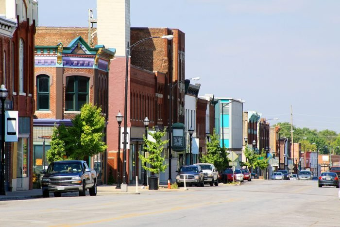 Historic Downtown Springfield Missouri
