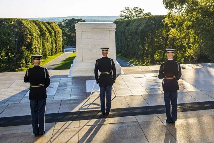 The Google Trekker Maps Arlington National Cemetery