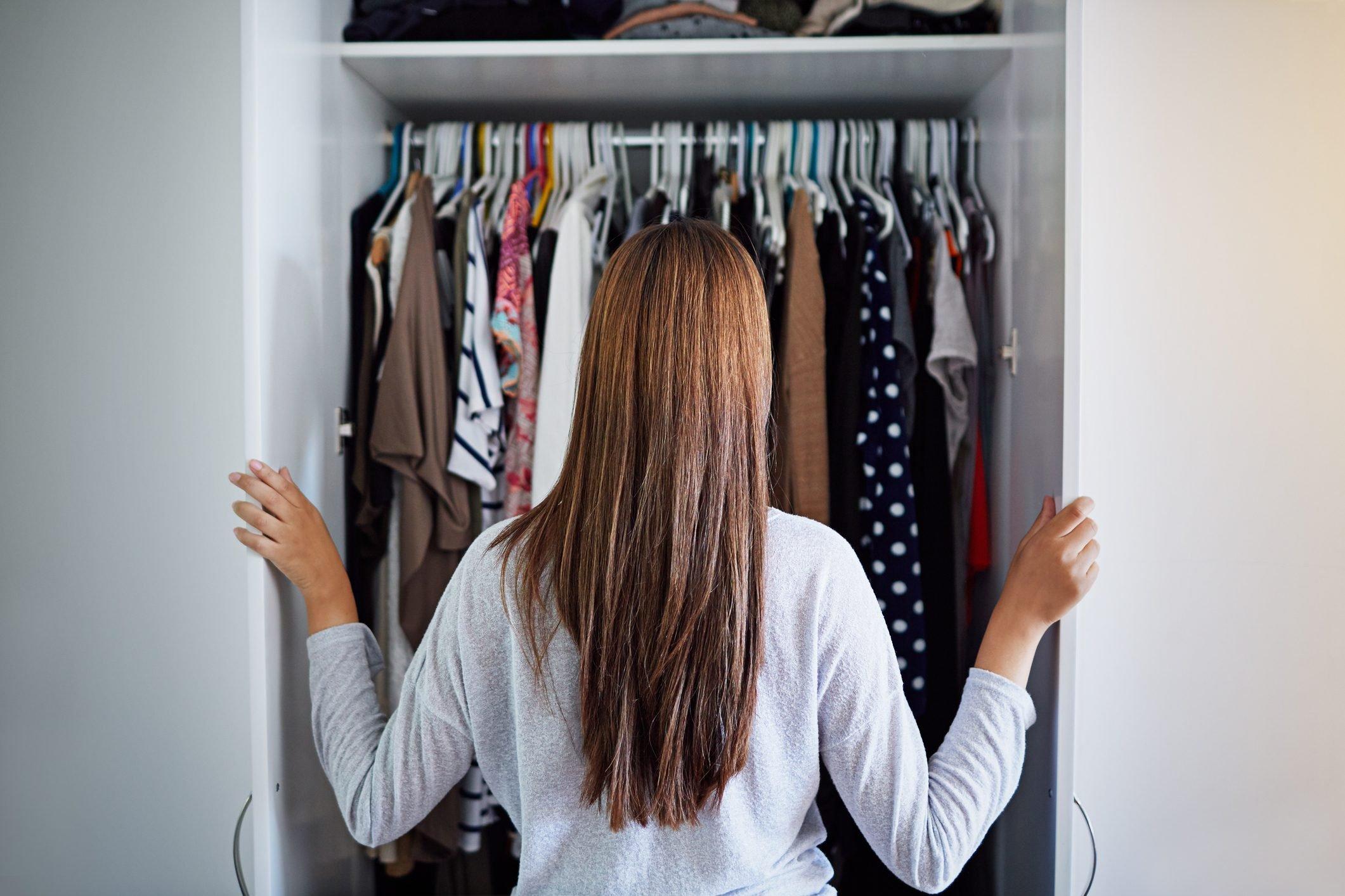 Small Closet Ideas: How to Organize a Small Closet