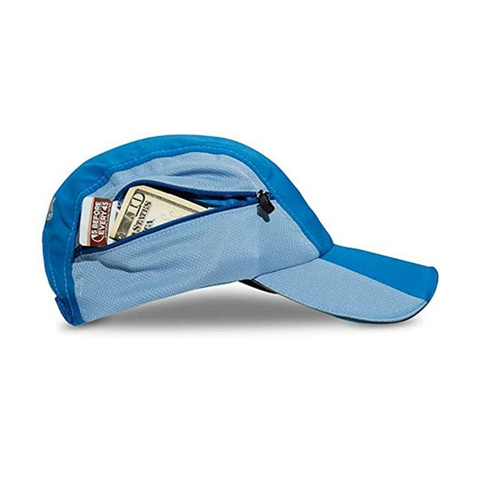 Gone For A Run Ultra Pocket Hat