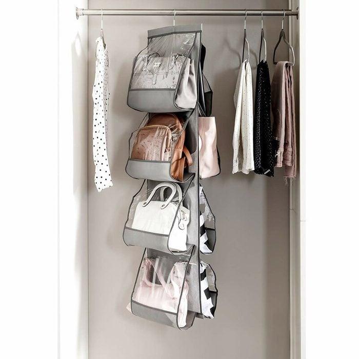Handbag organizing ideas
