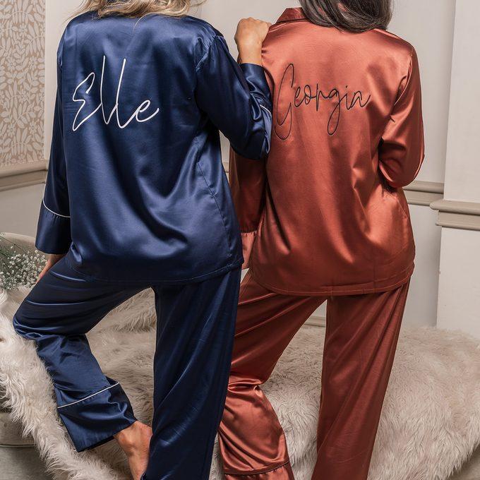 Handmade Pajamas From Hooraydays