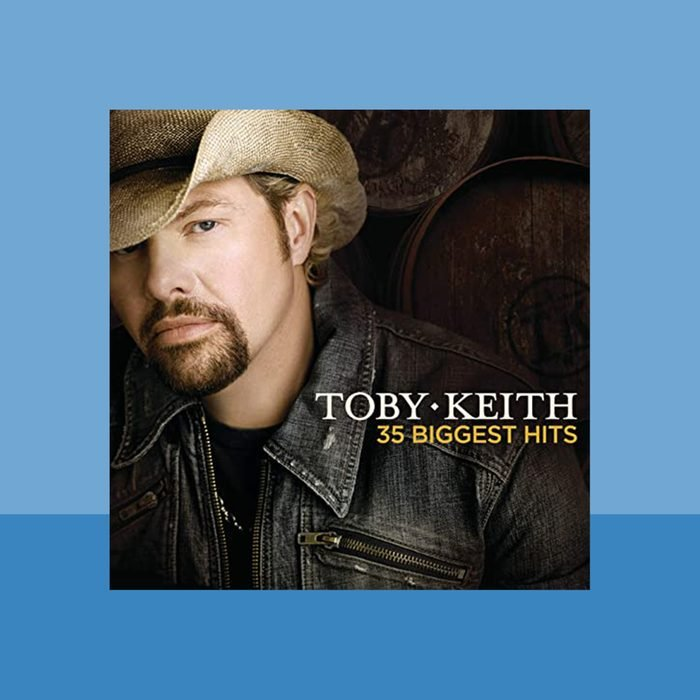 """""""American Soldier"""" by Toby Keith cover art"""