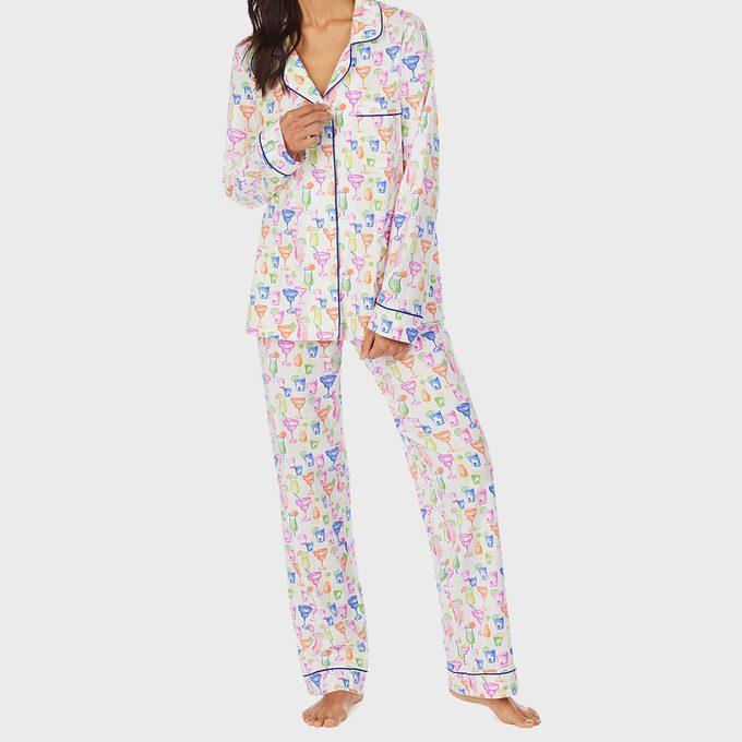 Margaritas Classic Novelty Pajama Set From Bedhead Pajamas