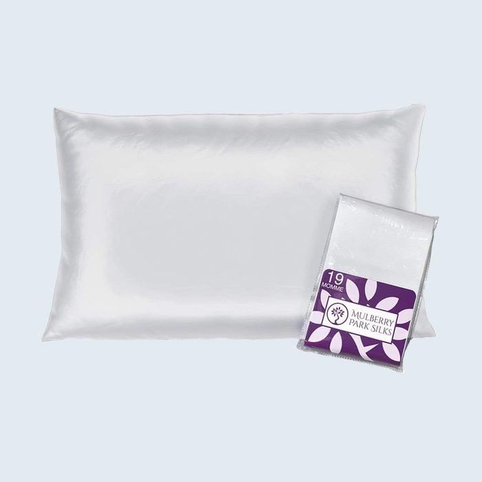 Mulberry Park Silk Pillowcase