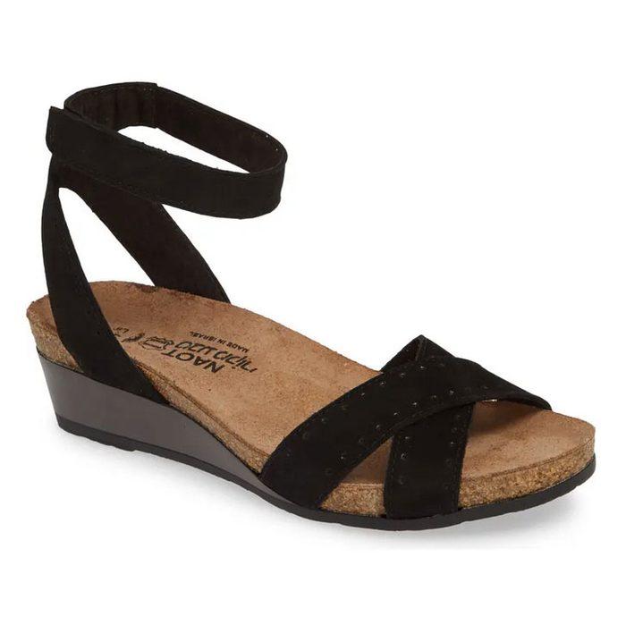 Naot Wand Wedge Sandal