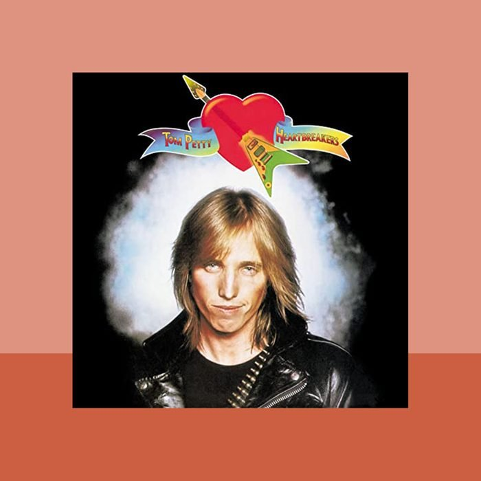 """""""American Girl"""" by Tom Petty & the Heartbreakers album cover art"""