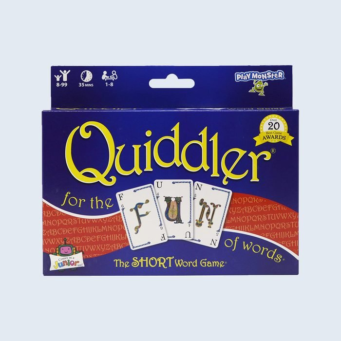 Quiddler card game cover