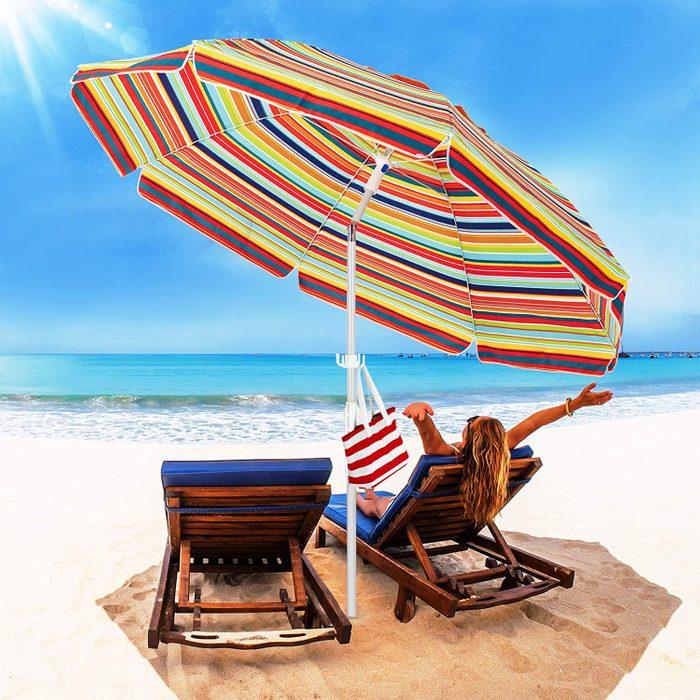 Rowhy Beach Umbrella