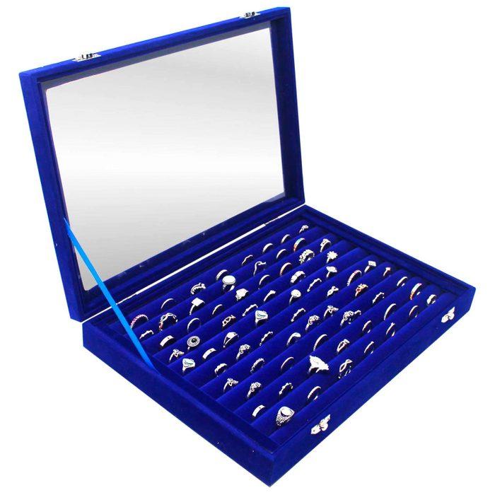 Ring Organizer Display Case