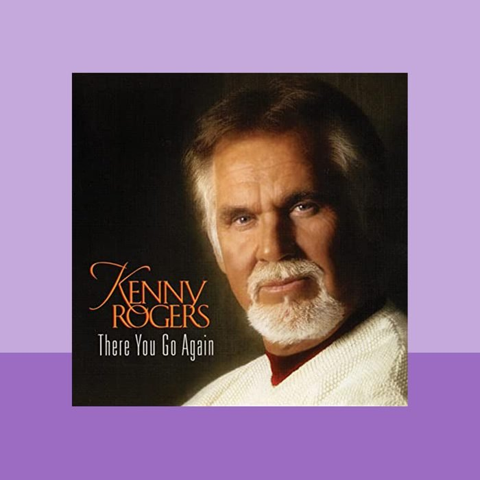 """""""Homeland"""" by Kenny Rogers album cover art"""