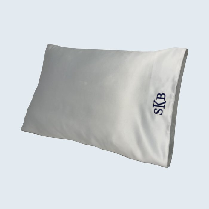 Silk By TBG Silk Pillowcase