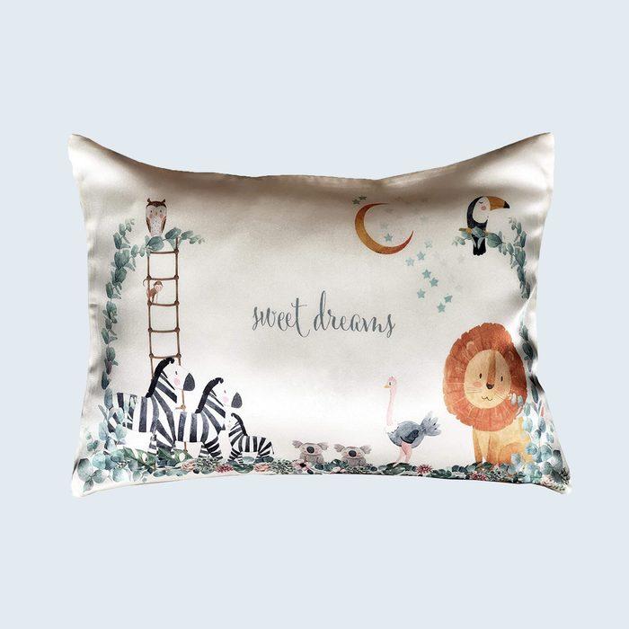 Silky Tales Silk Pillowcase For Kids
