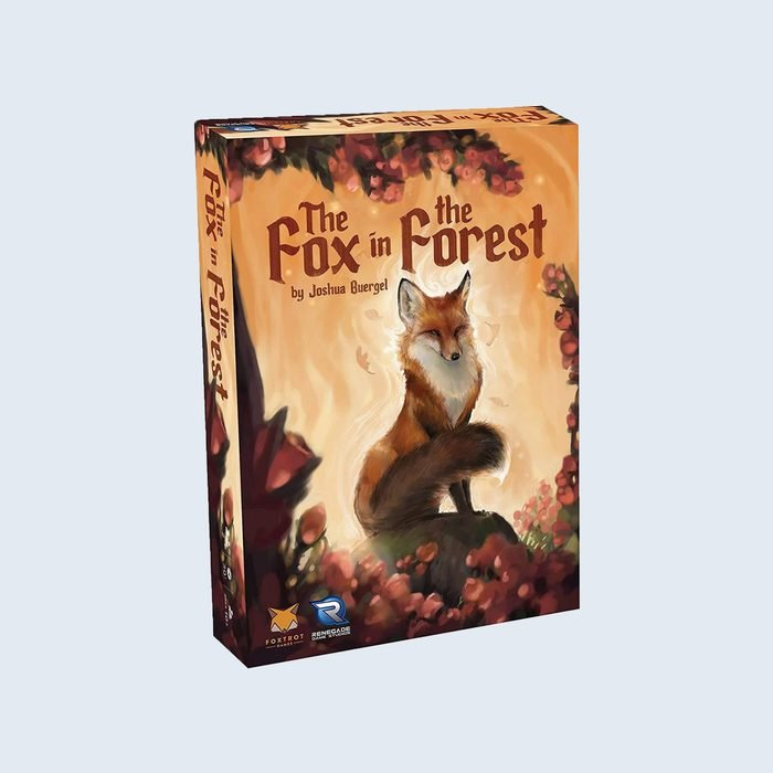 The Fox In The Forest card game cover