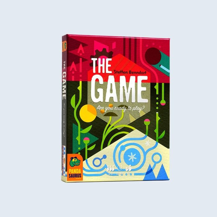 The Game card game cover