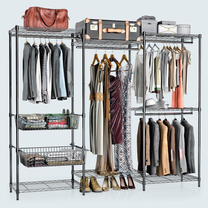 Vipek 5 Tiers Wire Garment Rack