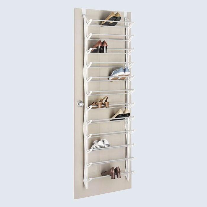 Whitmor Inc 36 Pair Shoe Rack